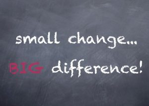 تغییر در زندگی روزمره
