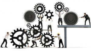 بهبود عملکرد سازمان