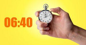 چگونه زمانمان را مدیریت کنیم؟